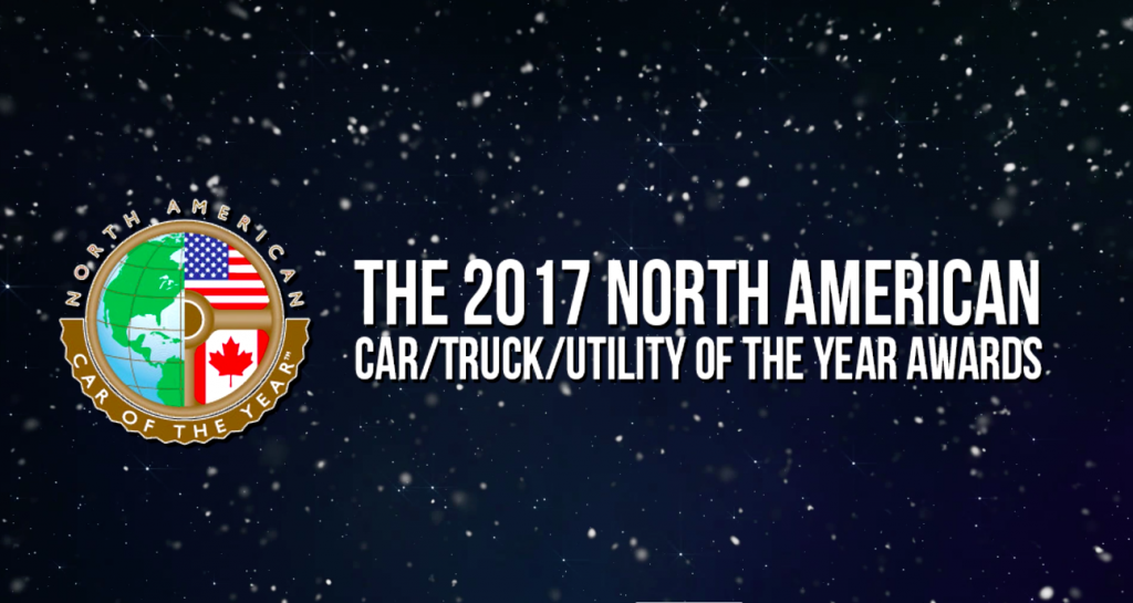 2017 North American Car, Truck and Utility of the Vehicle Intro Video
