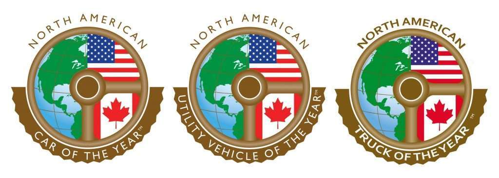 North American Car Utility and Truck of the Year Awards Logo (NACTOY)