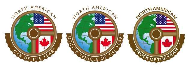 North American Car and Truck of the Year logo