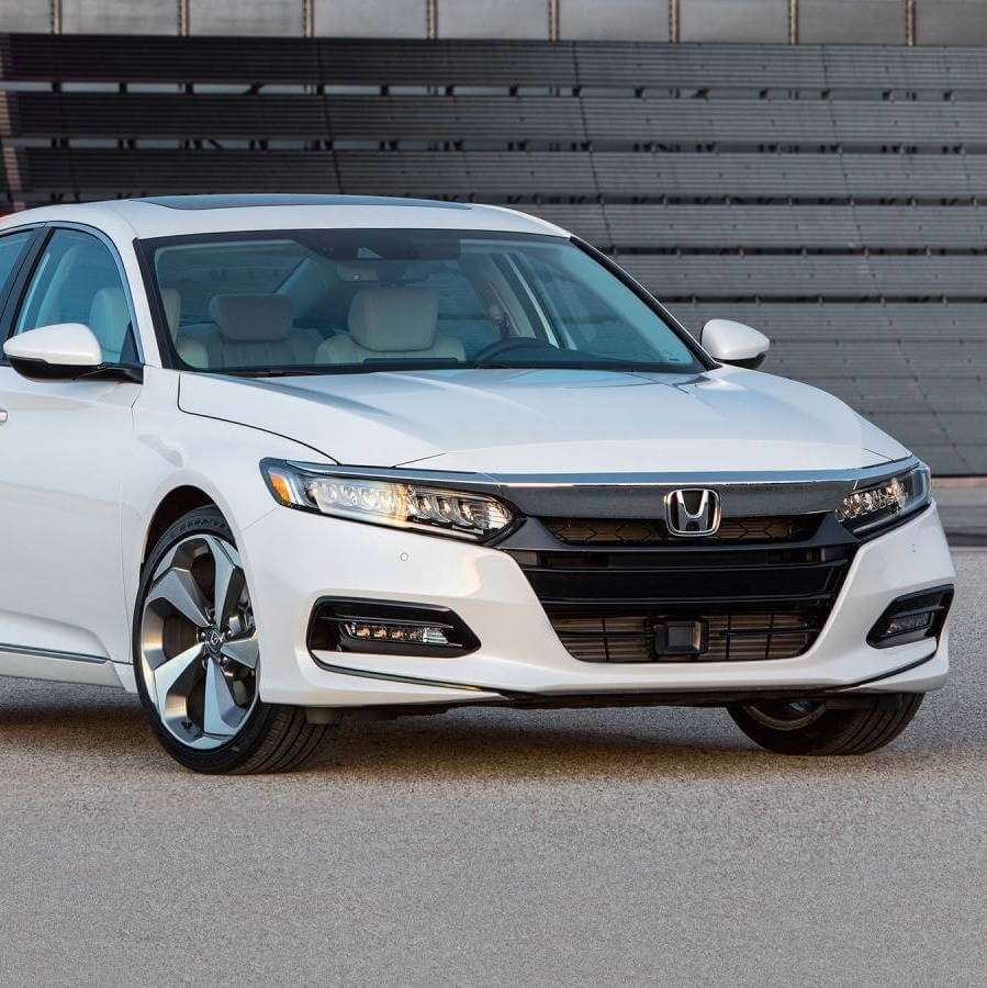 2018 Honda Accord NACTOY Car of the Year