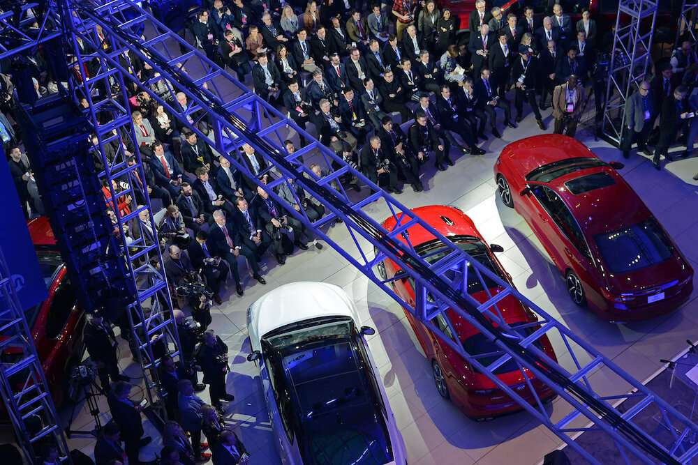 2018 NACTOY Award Announcements at NAIAS