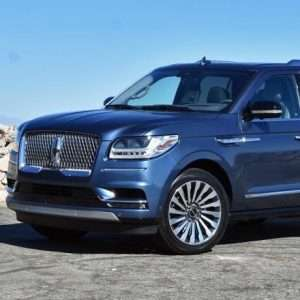 Lincoln Navigator 2018 Truck of the Year