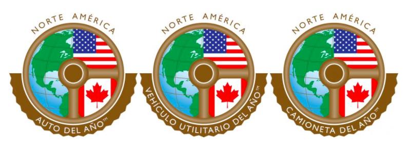 los Premios al Auto, Vehículo Utilitario y Camioneta del Año en Norte América