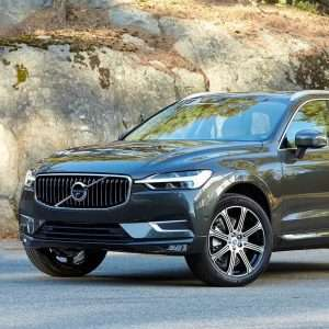 Volvo XC60 square crop