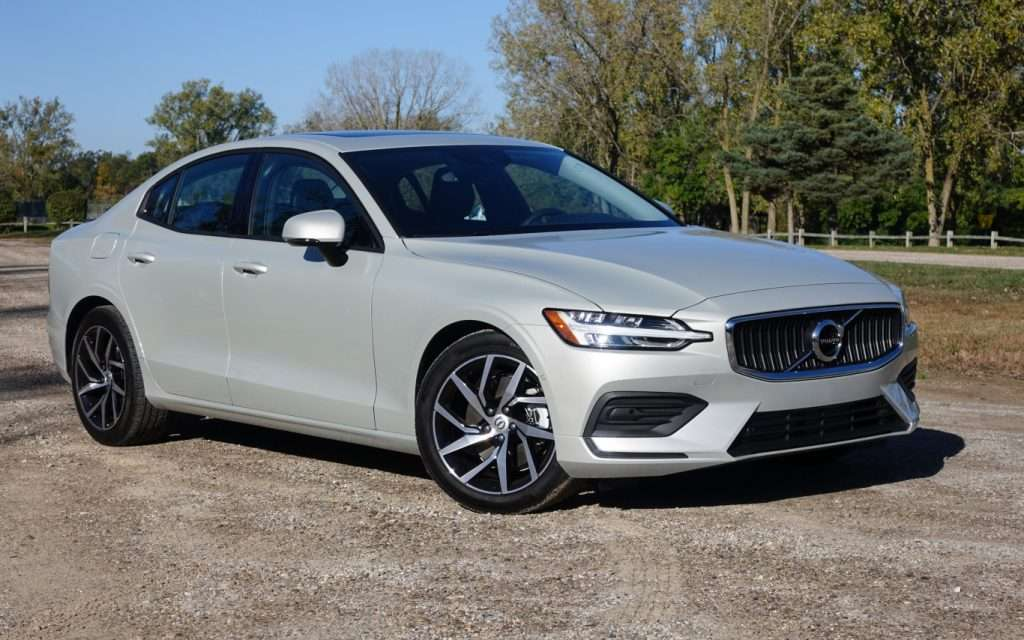 Volvo S60 - semi-finalist in the NACTOY Car of the Year category