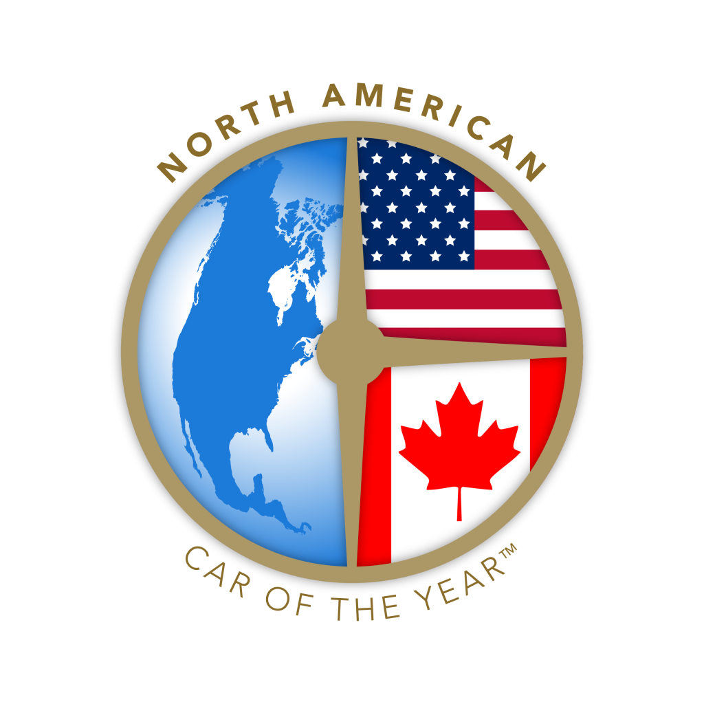 North American Car of the Year logo No Seal