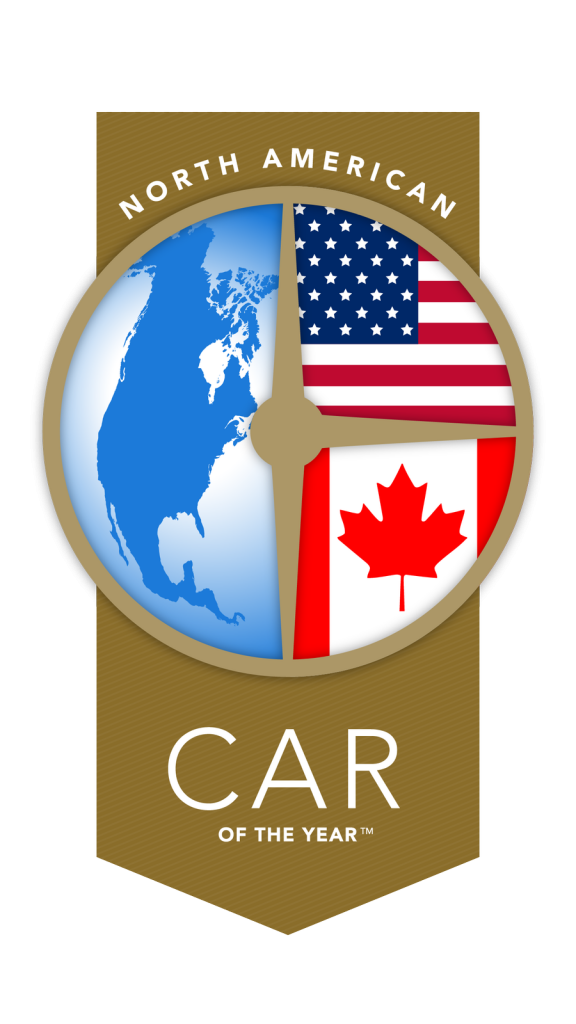 North American Car of the Year Banner logo