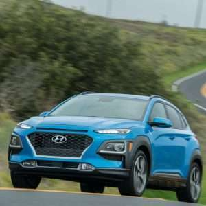 Hyundai Kona/Kona EV