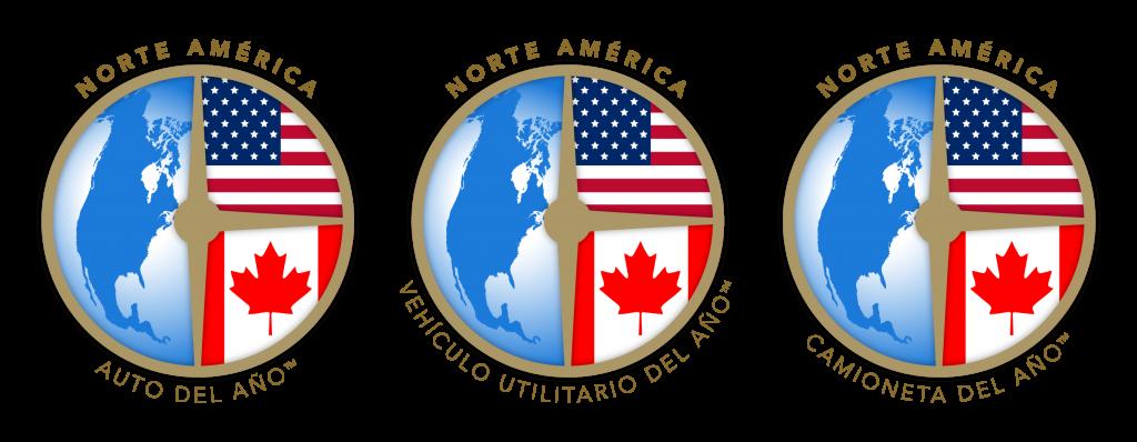 Premios Auto, Vehículo Utilitario y Camioneta del Año NACTOY