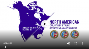 2019 NACTOY Award Presentation Video