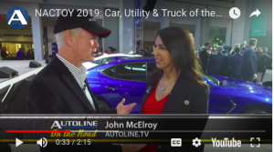 John McElroy interviews NACTOY President Lauren Fix, The Car Coach