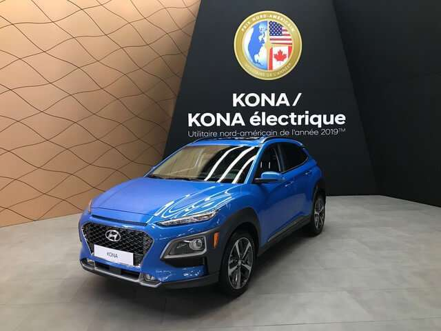French logo Kona Montreal