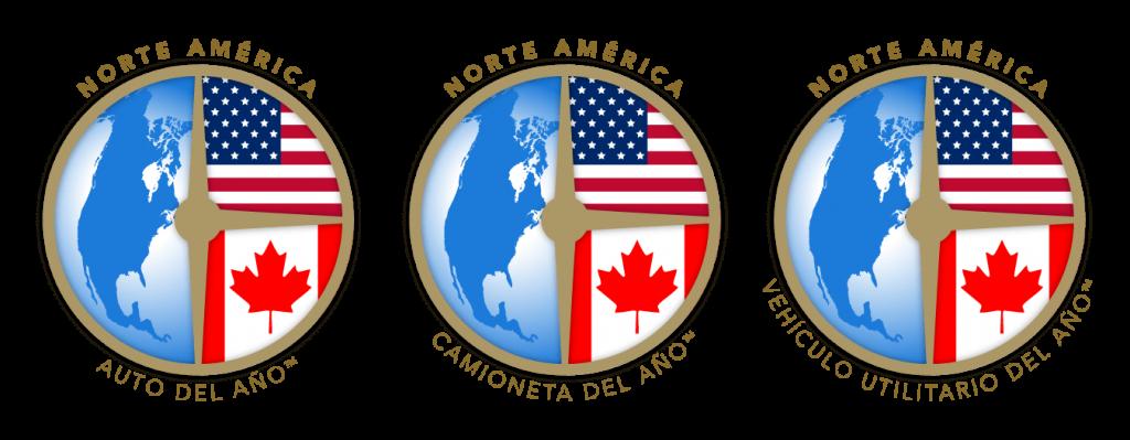 Norte America Auto del Ano