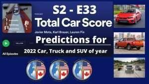 Total Car Score Podcast SE-E33