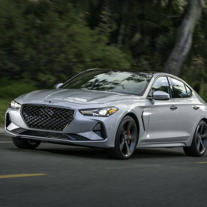 Genesis G70 Car of the Year