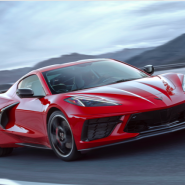 2020 NACTOY Car of the Year Chevrolet Corvette Stingray