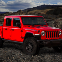 2020 Jeep Gladiator 2020 NACTOY Truck of the Year